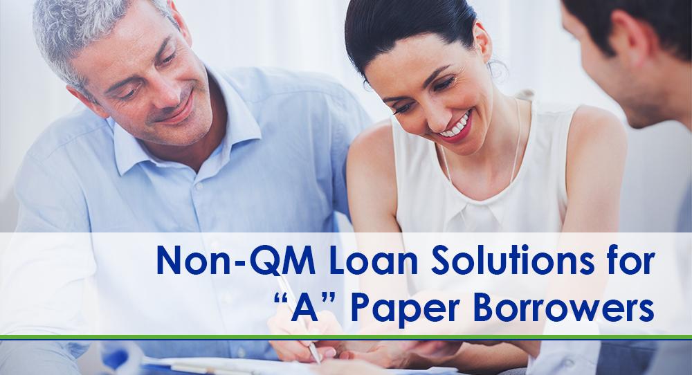 Non QM Mortgage Webinar