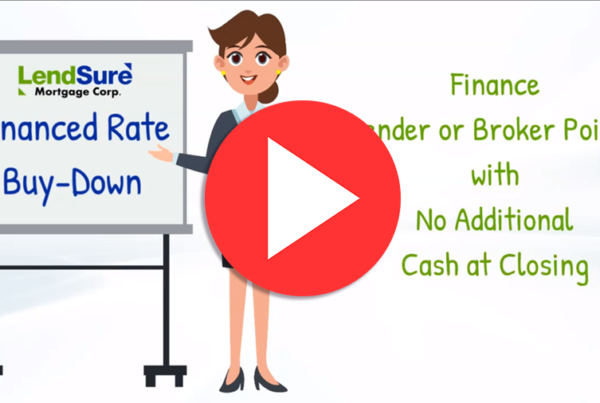 Financed Rate Buy Down